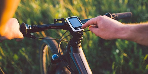 Pourquoi équiper votre vélo d'un GPS