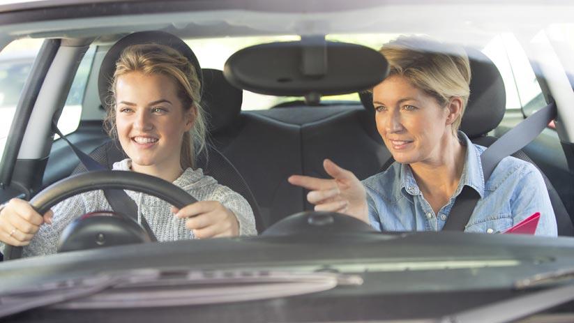 Trop occupé pour passer le permis de conduire